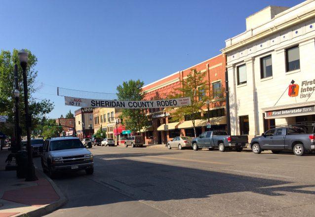 Sheridan Wyoming Main Street