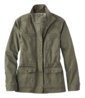 LLBean Sherpa Lined Jacket