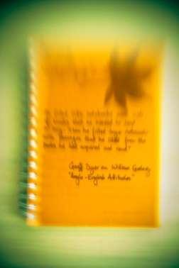 My secret notebook