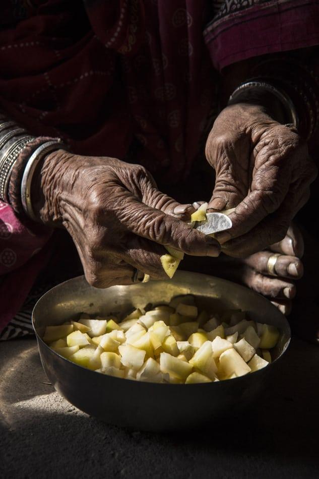 Bishnoi hands - meera