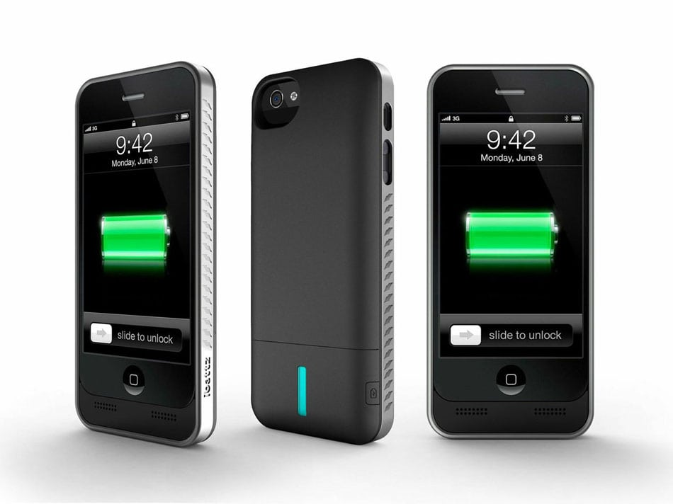 iBattz Mojo Refuel Battery Case