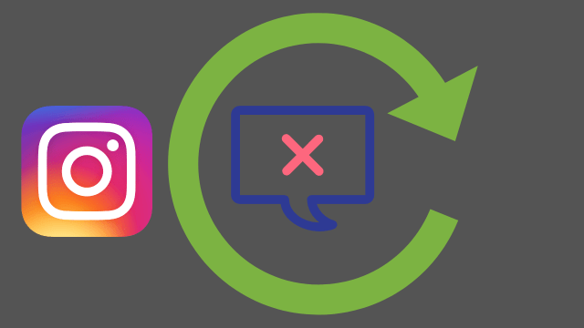 How to recover deleted messages from Instagram - TheDigitNews