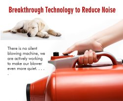 SHERNBAO high velocity, powerful doggy Dryer