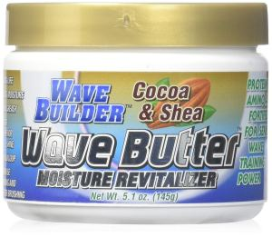 Cocoa and Shea Wave Butter Promoting Hair Waves