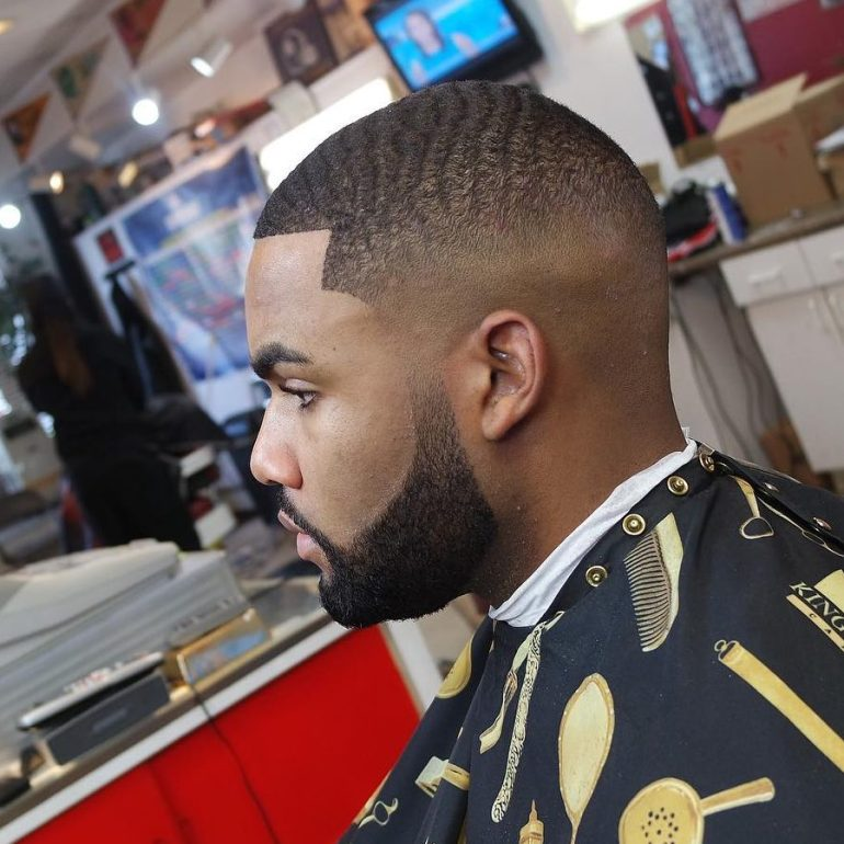 Wave and low fade