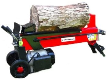 Powerhouse XM-380-The 7-Ton Electric Hydraulic Log Splitter