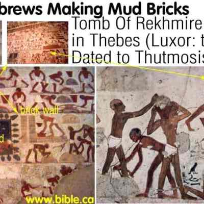 Pharaoh Makes Life Harder for the Israelites – Making it Simple – Lesson Twenty-Four