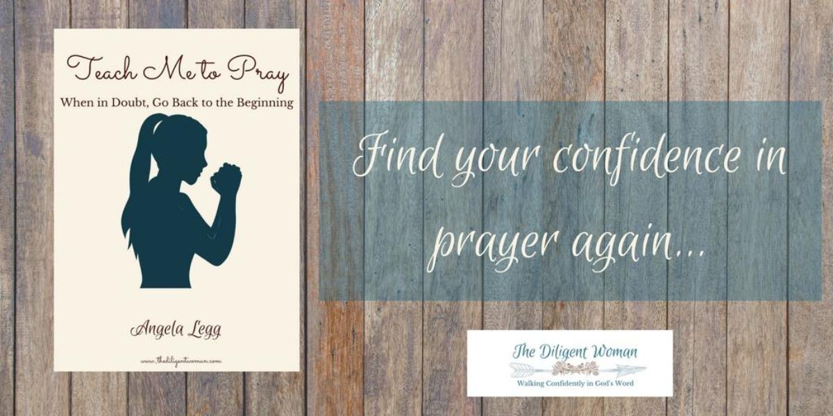 Teach me to pray ebook Twitter