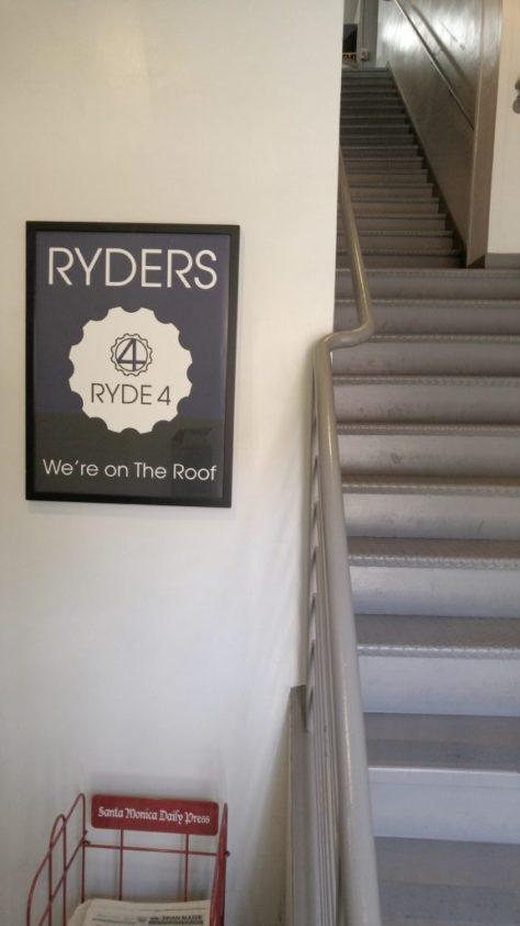 Ryde 4 entrance