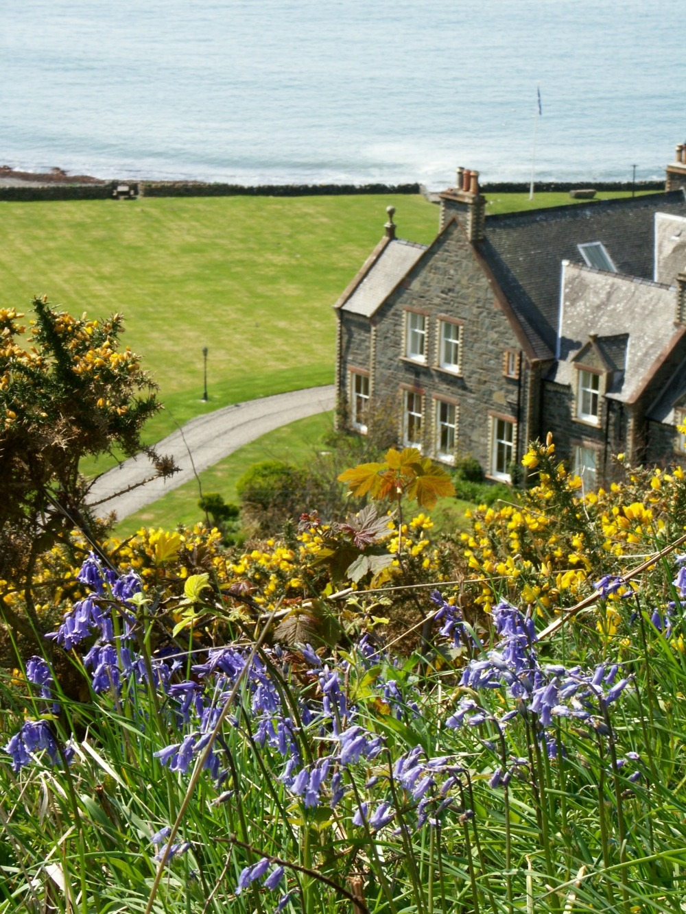 Knockinaam Lodge Review Scotland