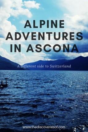 Travel to Ascona, Switzerland