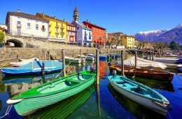 Travel Guide to Ascona Switzerland