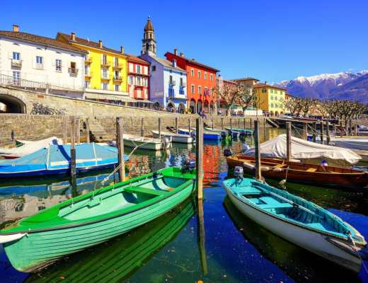 Travel Guide to Ascona Switzerland
