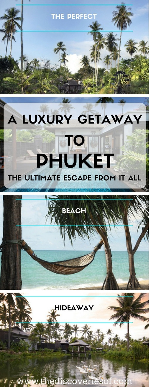 Looking for a luxury getaway in Thailand- Phuket is full of high-end hotels but few are as stunning as the Anantara on Mai Khao beach. Perfect for your beach escape or honeymoon. Click to read more