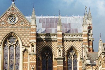 24 Hours in Oxford, the Ultimate Guide Keble College, Oxford University - A Masterpiece of Victorian Gothic Architecture