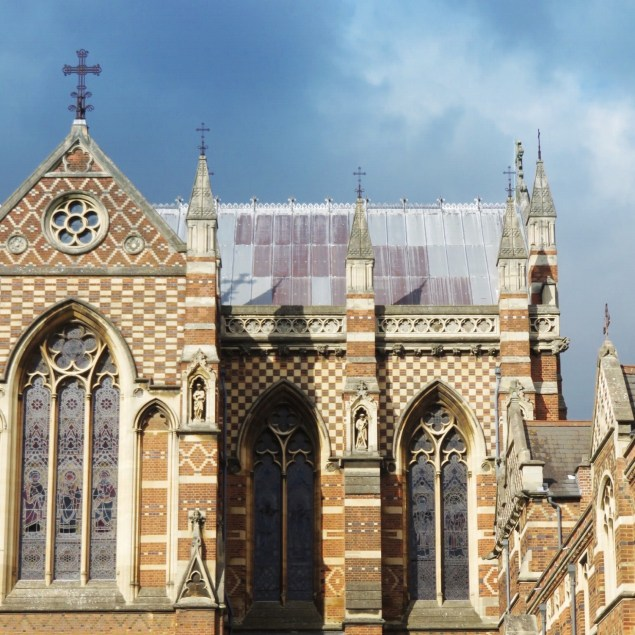 Keble College, Oxford University - A Masterpiece of Victorian Gothic Architecture