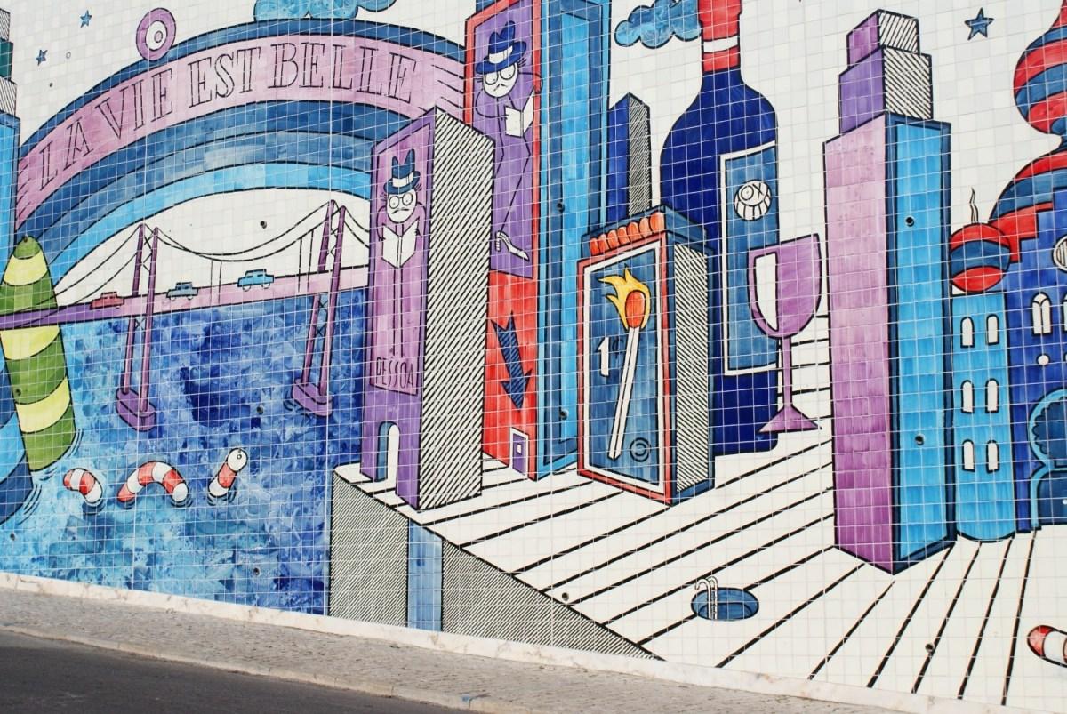 Urban Art in Lisbon - Cool Street Art
