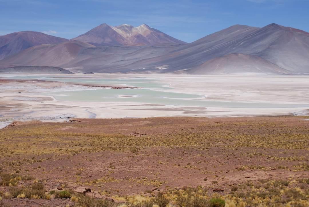 Atacama Desert Photos - Ten Incredible Landscapes from the Atacama Desert in Chile including Salar de Talar