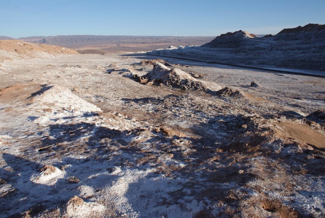 Valley de la Luna, Atacama Desert