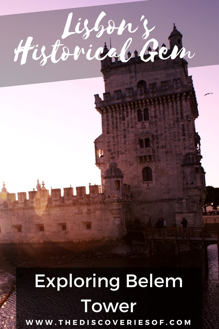 Explore Belem Tower. One of the highlights from our Lisbon Travel Guide. Here is why the Torre de Belem should be at the top of your list of things to do in Lisbon