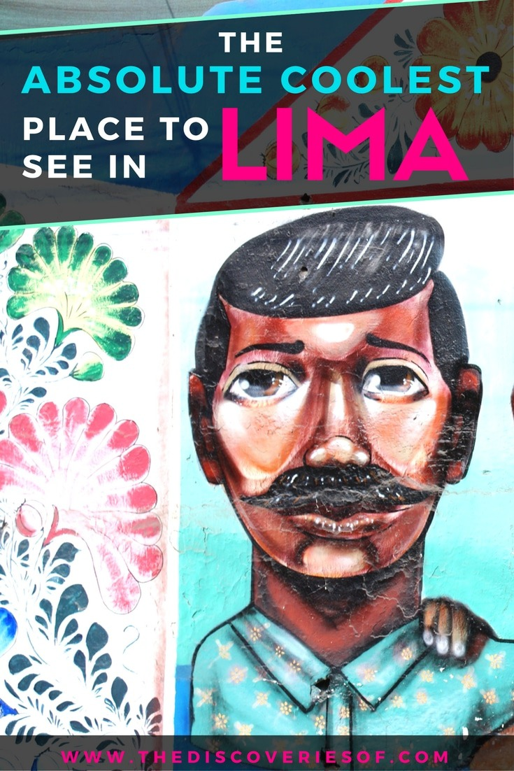 Looking for things to do in Lima, Peru- It's packed with awesome architecture, trips, food, nightlife and style for travel inspiration BUT there's one thing in Barranco you definitely shouldn't miss... Read more.