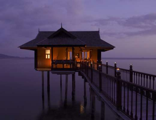 Sea Villa at Pangkor Laut Resort, a luxury escape in Asia