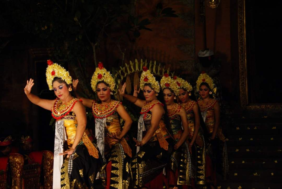 Balinese Dance in Ubud Palace - one of the best things to do in Ubud. Read more.