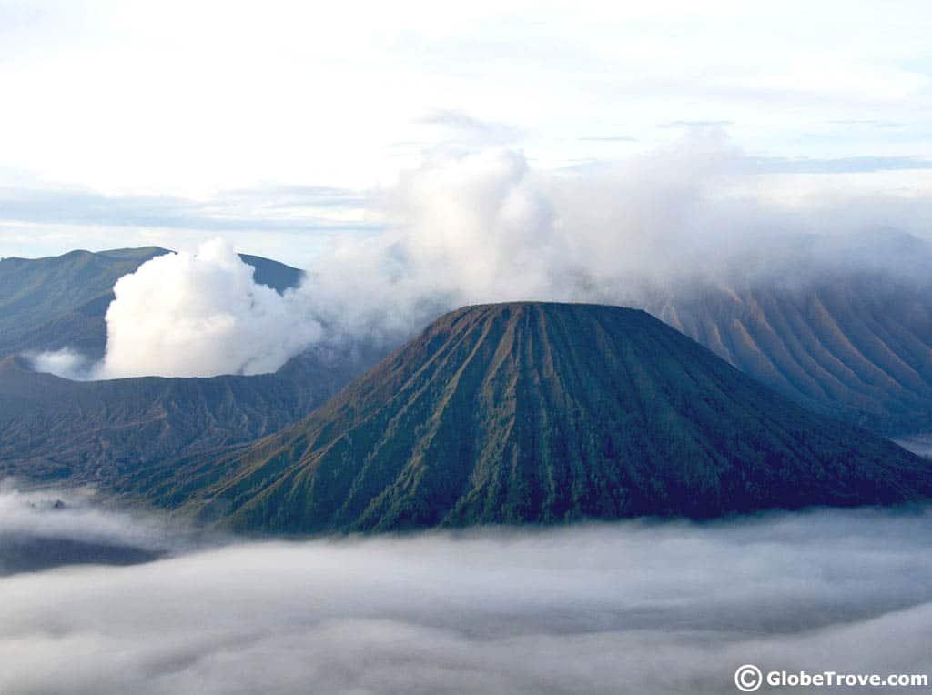 Climbing Bromo Volcano Indonesia