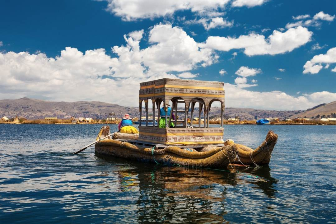 Lake Titicaca is one of the best things to do in Bolivia. Here's why