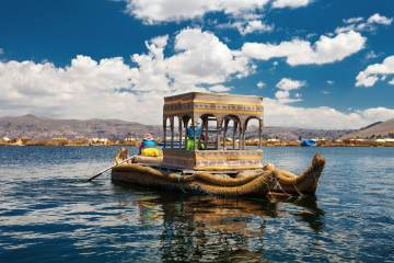 Lake Titicaca is one of the best places to visit in Bolivia. Here's why