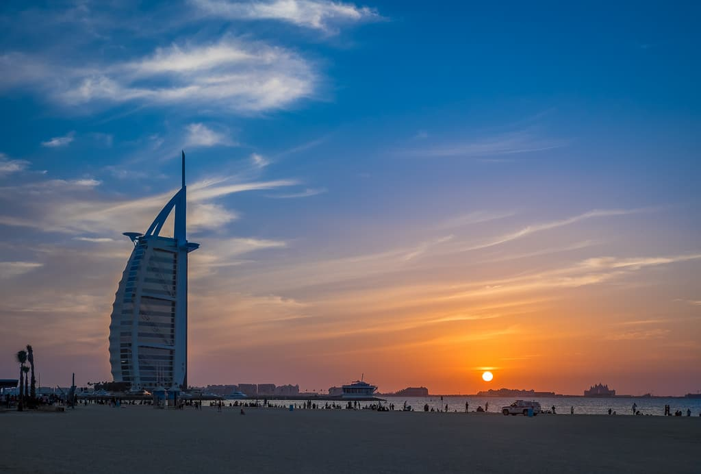 Burj Al Arab - One of the most luxurious experiences in Dubai