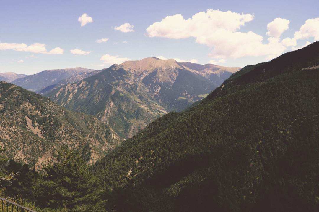 Hiking the Pessons Lake Trail in Andorra