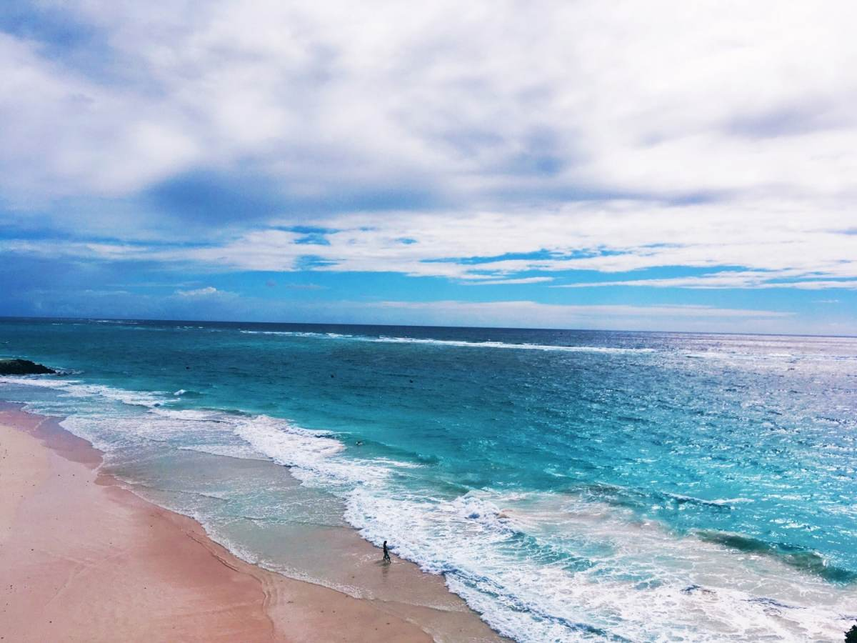 The Crane  Beach- Views out Over Crane Beach