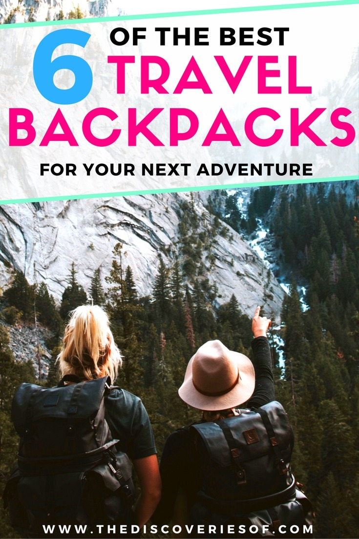 The best travel backpacks for your adventure trips. Forget fashion, this list of backpacks will fit all the gear and essentials for your next adventure. Whether travelling Europe or anywhere else, here's our tips for the best carry on backpacks. Read now.
