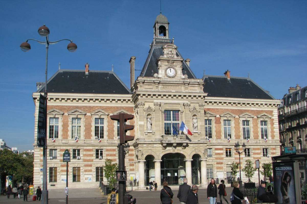 19th Arrondissement Paris