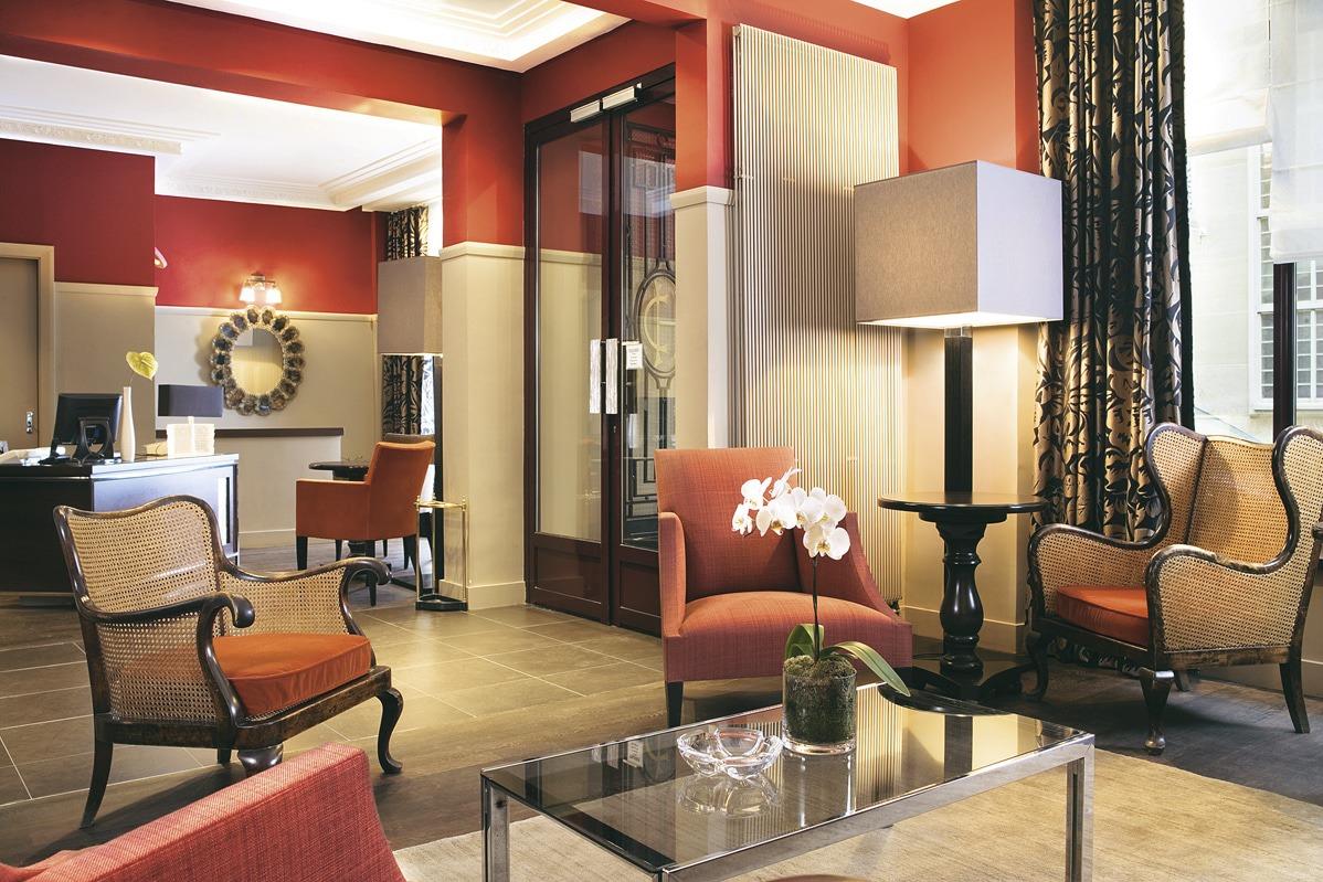 Hotel Crystal Paris
