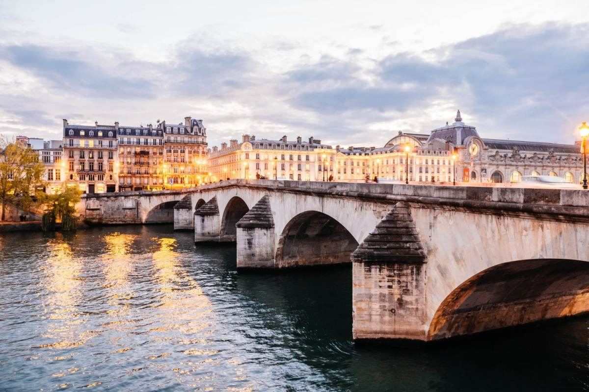 Marais is a great area to stay in Paris