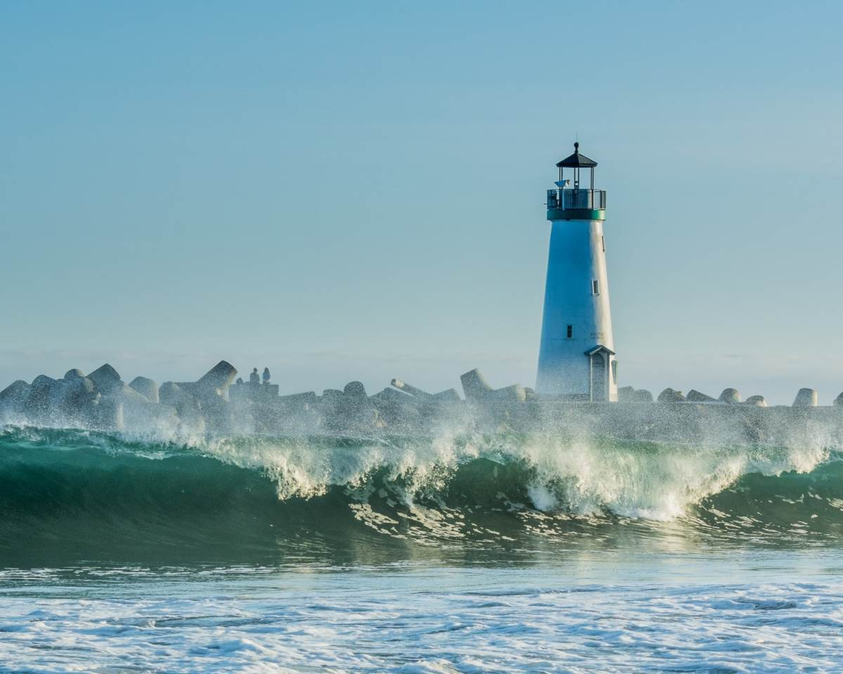 Santa Cruz along the West Coast of the USA. A perfect stop on your Highway 1 road trip. Read more.