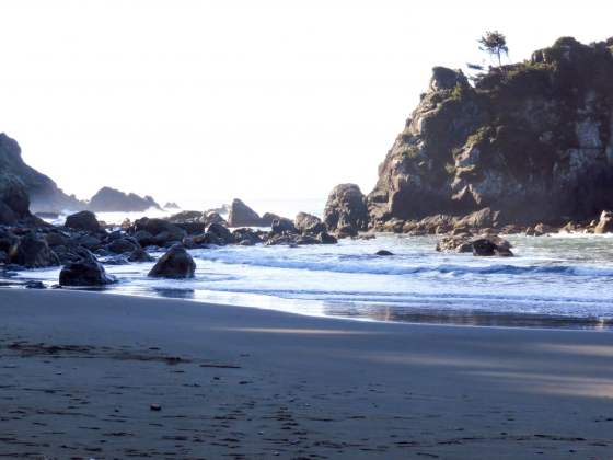 Hidden Beach. West Coast USA Road Trip Guide. Everything you need to know to plan your Highway 1 road trip. Read now.-22