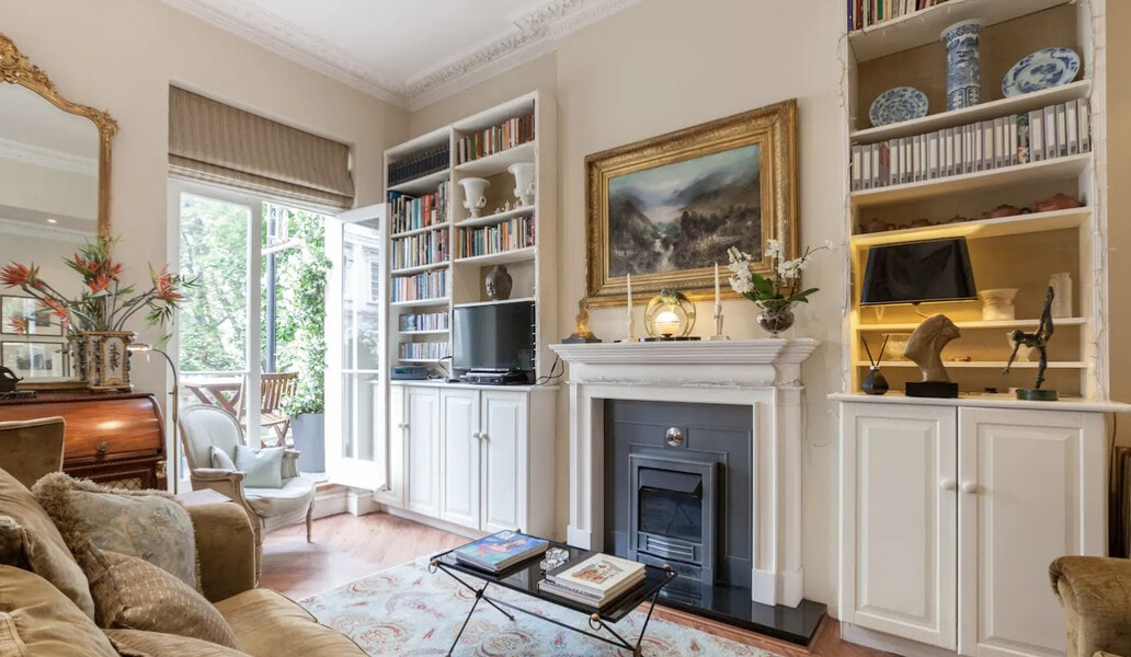 The Best Airbnbs In London 20 Cool Quirky Stylish