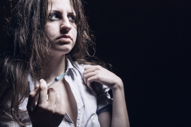 Women are Becoming More Addicted to Heroin