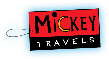 Image result for mickey travels logo no ears