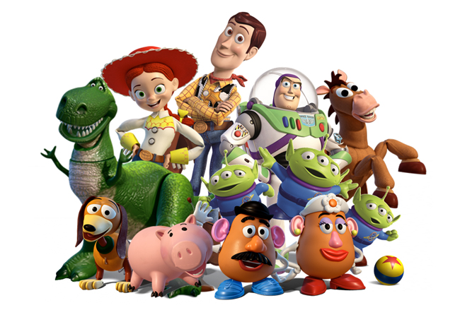 Toy Story Character List : Five characters that should find love in toy story the