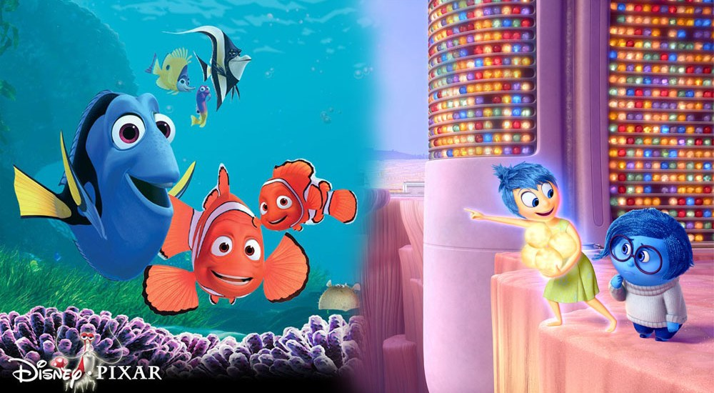 10 Things That Prove Inside Out Is Really Finding Nemo The