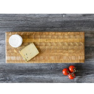 Double cheese board