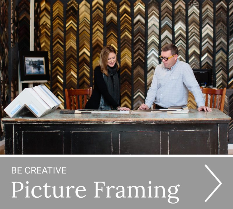 picture framing knoxville