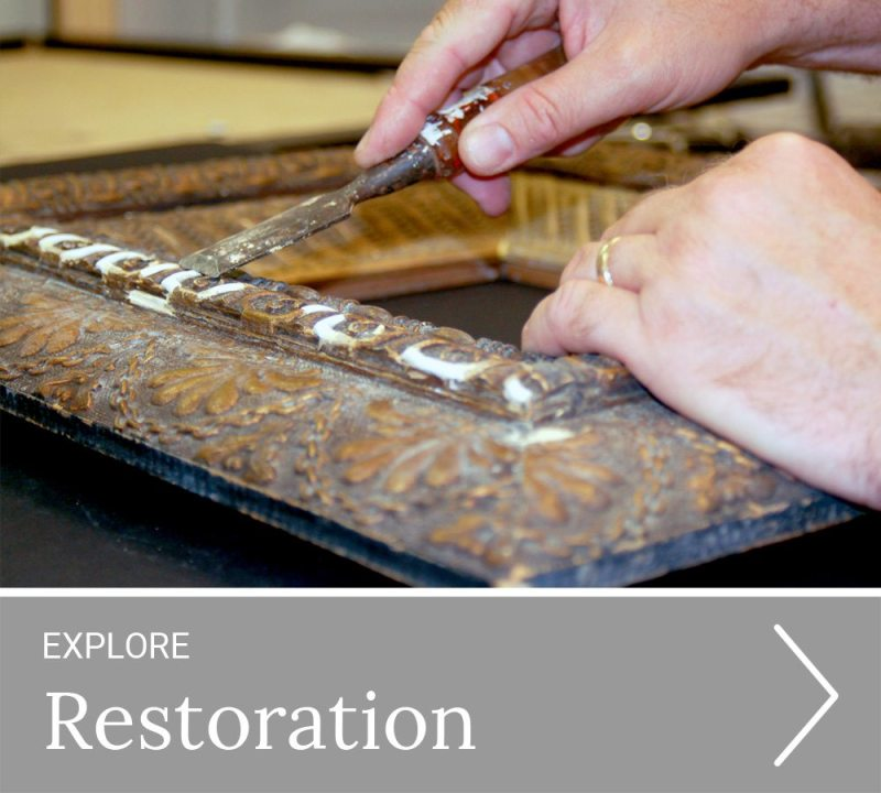 frame restoration knoxville