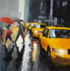 taxis on fifth 46 x 47