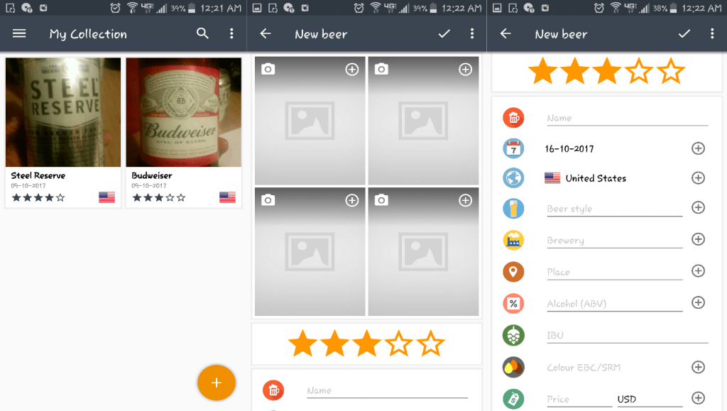 Beers App