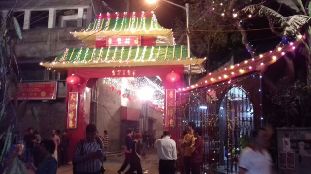চাইনিজ কালী মন্দির কলকাতা